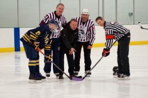 Ceremonial Puck Drop