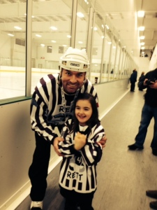 Elle with Darcy Tucker