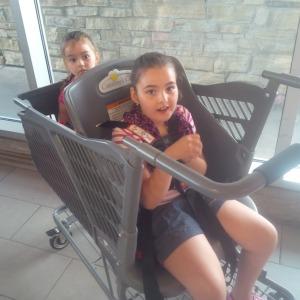 Caroline's cart